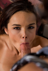 Dillion Harper in glamcore porn video