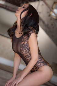 Hot babe Dillion Harper in erotic picture