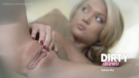 Flawless girl Dakota Skye has sex on camera at babes.com