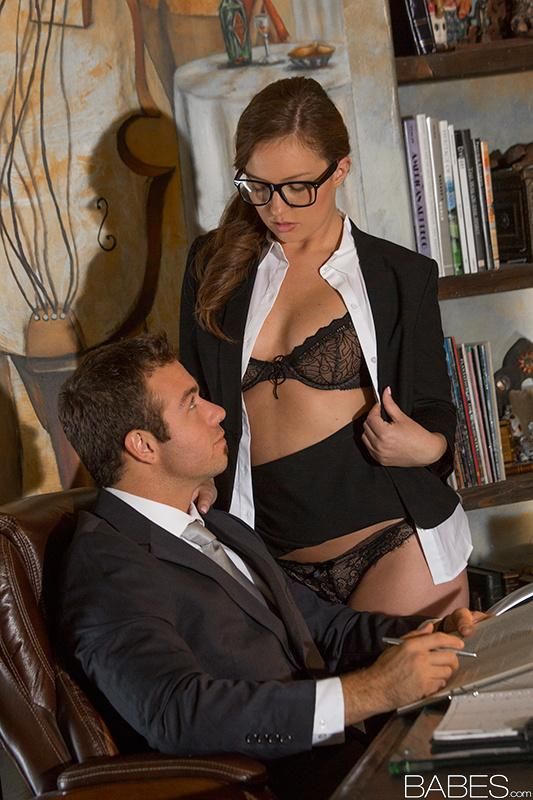 Babes office obsession alexa tomas and joel finding mr 5