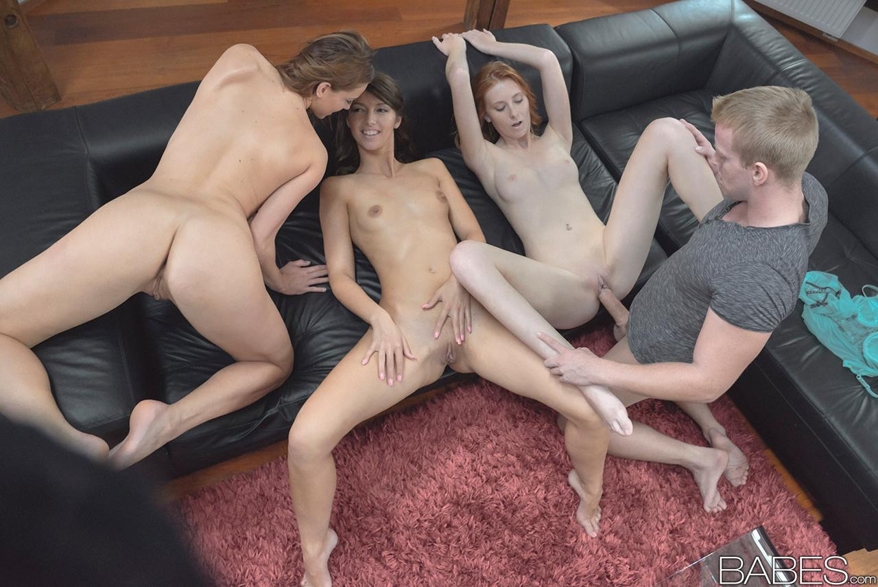 Let's Have a Foursome