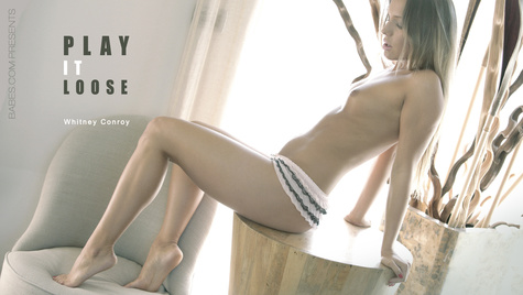 Flawless girl Whitney Conroy has sex on camera at babes.com