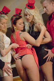 Hot babe Bella Baby, Karol Lilien, Adele Sunshine in erotic picture