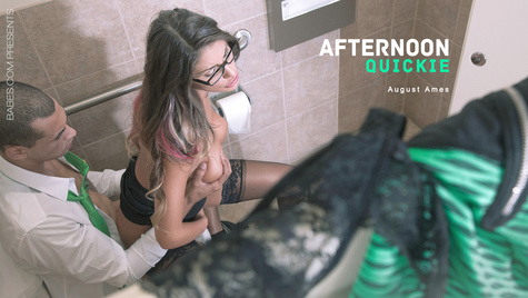 Babes.com perfect girl August Ames