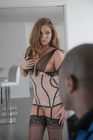 Hot babe Maddy O'Reilly in erotic picture