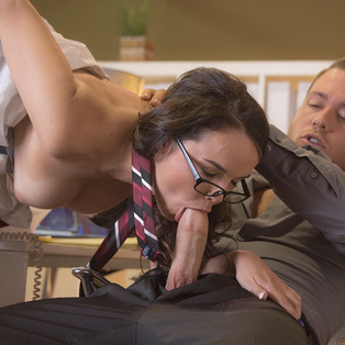 Dillion Harper erotic video from babes.com