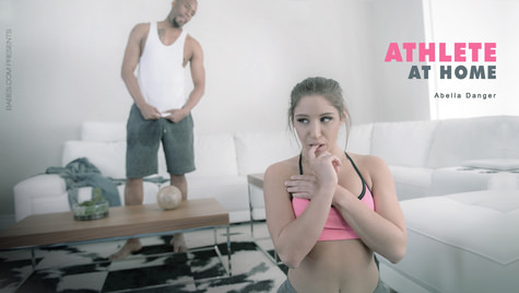 Flawless girl Abella Danger has sex on camera at babes.com