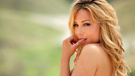 Flawless girl Kayden Kross has sex on camera at babes.com