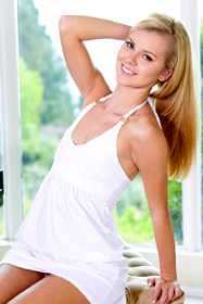 Perfect girl Jessie Rogers in erotica