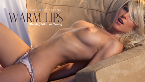 Flawless girl Niki Lee Young has sex on camera at babes.com