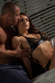 Hot babe Teal Conrad in erotic picture