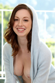 Perfect girl Ally Evans in erotica
