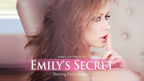 Flawless girl Emily Addison has sex on camera at babes.com