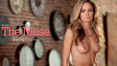 Flawless girl Prinzzess has sex on camera at babes.com