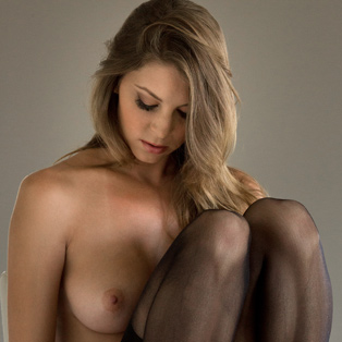 Amber Sym erotic video from babes.com