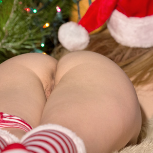 Busty babe Naughty Or Nice in best HD porn site