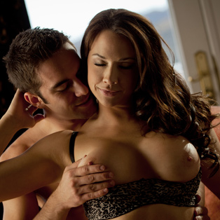Chanel Preston having hardcore sex