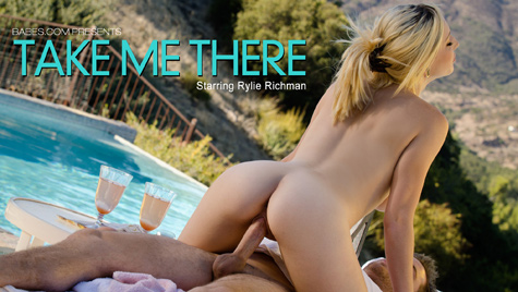Babes.com perfect girl Rylie Richman