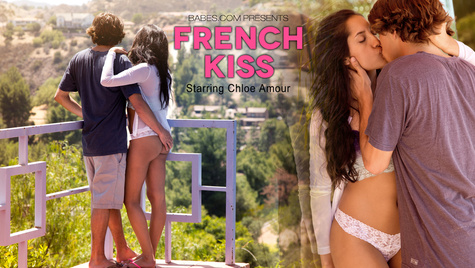 Flawless girl Chloe Amour has sex on camera at babes.com