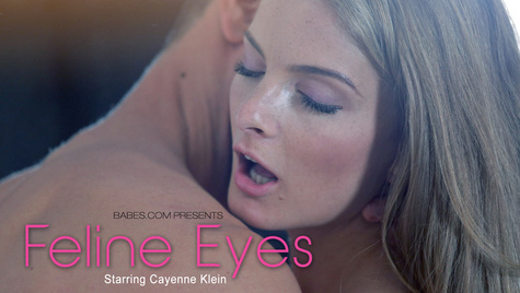 Flawless girl Cayenne Klein has sex on camera at babes.com