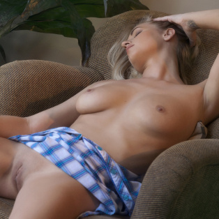 Alexa Johnson erotic video from babes.com