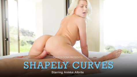 Babes.com perfect girl Anikka Albrite