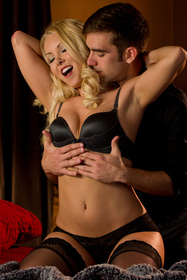 Hot babe Aaliyah Love in erotic picture