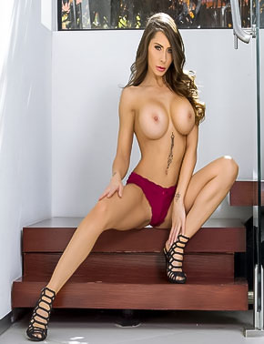 Perfect girl Madison Ivy from babes.com