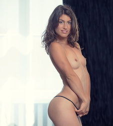 Julia Roca in erotic pictures