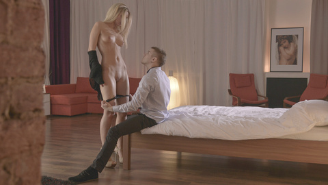 A Golden Evening with Jessi Gold